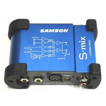 Микшерный пульт Samson S-Mix