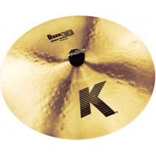 "Тарелка Zildjian 16"" K Dark Thin Crash"