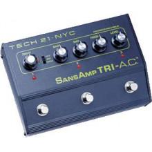 Гитарная педаль Tech21 SansAmp TriAC