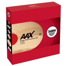 Комплект тарелок Sabian AAX Stage Perfomance Set