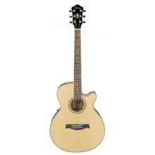 Электроакустическая гитара Ibanez AEG8E NT