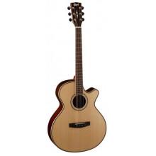 Электроакустическая гитара Cort AS-S5 Nat (w/bag)