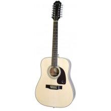 Акустическая гитара Epiphone DR-212 Nat
