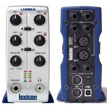 Студия записи Lexicon Lambda Studio