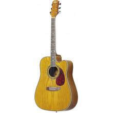 Электроакустическая гитара Phil Pro MD61CE
