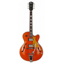 Полуакустическая гитара Cort Yorktown-BV TO