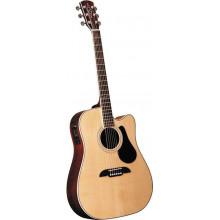 Электроакустическая гитара Alvarez AD60SC
