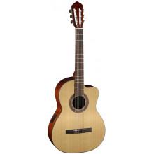 Классическая гитара со звукоснимателем Cort AC120CE NAT