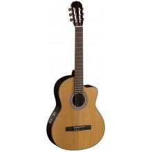Классическая гитара со звукоснимателем Cort ACC15F NAT