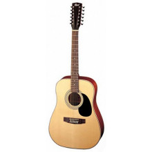 Электроакустическая гитара Cort AD810-12E NS
