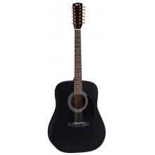 Электроакустическая гитара Cort AD810-12E OPB
