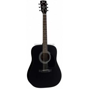 Акустическая гитара Cort AD810 BKS