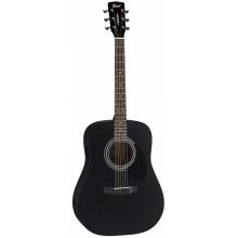Электроакустическая гитара Cort AD810E BKS