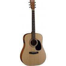 Электроакустическая гитара Cort AD810E NS