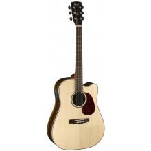 Электроакустическая гитара Cort AD880CE NS