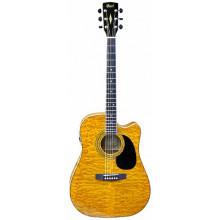 Электроакустическая гитара Cort AD880CEAB NAT