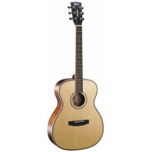Акустическая гитара Cort ASO6 Nat w/case