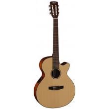 Классичекая гитара со звукоснимателем Cort CEC3 NAT