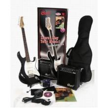 Гитарный набор Cort CGP-3T BK