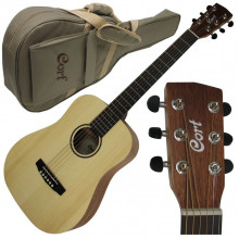 Акустическая гитара Cort Earth mini OP w/bag