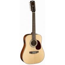 Электроакустическая гитара Cort Earth70-12e NS
