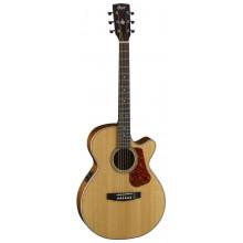 Электроакустическая гитара Cort L100F NS