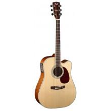 Электроакустическая гитара Cort MR730FX Nat