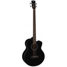 Акустическая бас-гитара Cort SJB5F BK w/bag