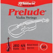 Струны для скрипки D`addario J810 4/4M