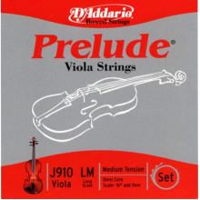 Струны для альта D`addario J910 LM