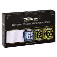 Полироль для ударных инструментов Dunlop 6400 Cymbal and Drum Care Kit
