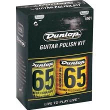 Средство по уходу за гитарой (набор) Dunlop 6501