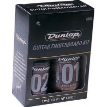 Средство по уходу за гитарой (набор) Dunlop 6502