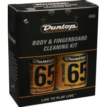 Средство по уходу за гитарой (набор) Dunlop 6503