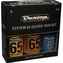 Средство по уходу за гитарой (набор) Dunlop 6504