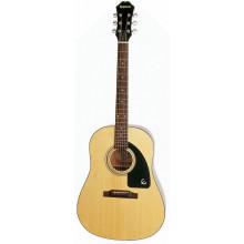 Акустическая гитара Epiphone AJ-100 NAT