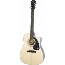 Электроакустическая гитара Epiphone AJ-100CE Passive Nat