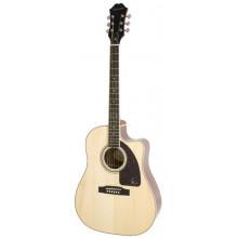 Электроакустическая гитара Epiphone AJ-220SCE NT