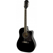 Электроакустическая гитара Epiphone AJ-220SCE EB