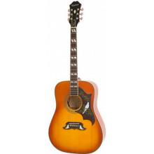 Электроакустическая гитара Epiphone Dove Pro VBS