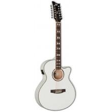 Электроакустическая гитара ESP LTD AC10E-12 PW