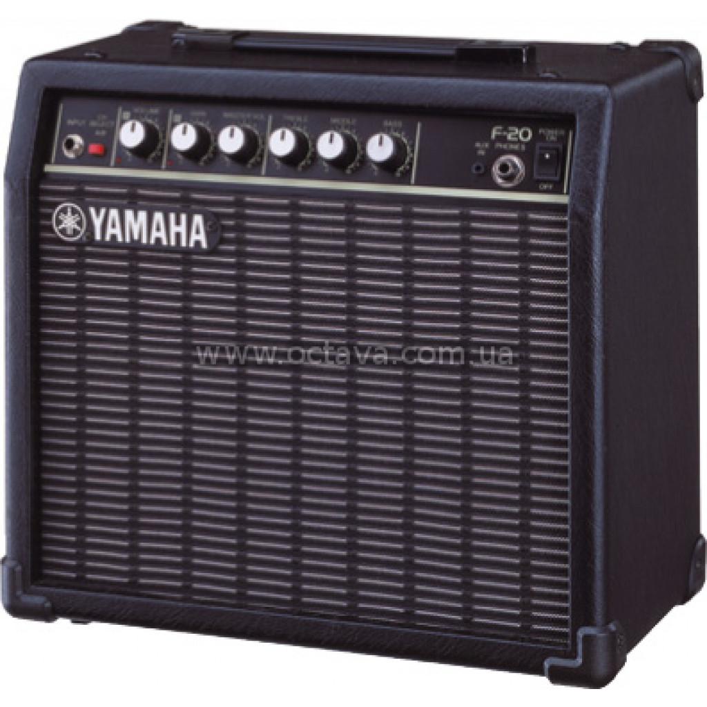Гитарный комбик YAMAHA F20 Купить Гитарный комбик YAMAHA F20