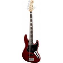 Бас-гитара Fender American Deluxe Jazz Bass V