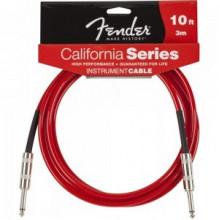 Инструментальный кабель Fender California Instrument Cable 10' CAR
