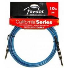 Инструментальный кабель Fender California Instrument Cable 10' LPB
