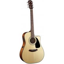 Электроакустическая гитара Fender CD-100CE NT