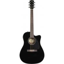 Электроакустическая гитара Fender CD-140SCE BK