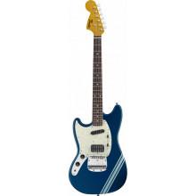 Левосторонняя электрогитара Fender Kurt Cobain Mustang DLPBl