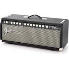 Гитарный усилитель Fender Super-Sonic 100 Head BK