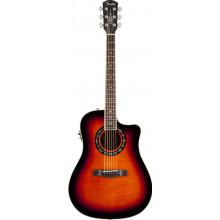 Электроакустическая гитара Fender T-Bucket 300CE FMT 3SB